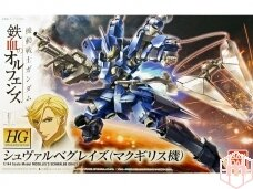 Bandai - HG McGillis's Schwalbe Graze Iron-Blooded Orphans, Scale: 1/144, 57946