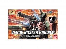 Bandai -HG Gundam Seed Stargazer GAT-X103AP Verde Buster Gundam, 1/144, 60629