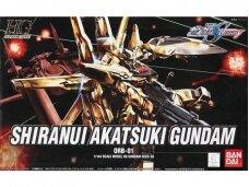Bandai - HG Gundam Seed Destiny Shiranui Akatsuki Gundam, Mastelis: 1/144, 60364