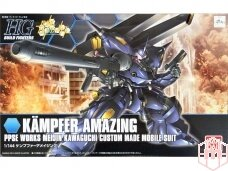Bandai - HGBF Kämpfer Amazing PPSE Works Meijin Kawaguchi Custom Made Mobile Suit, 1/144, 85177