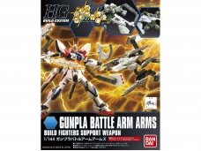 Bandai - HGBC Gunpla Battle Arm Arms, Mastelis: 1/144, 86526