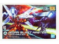 Bandai - HGBD Jegan Blast Master, 1/144, 55327