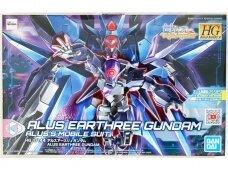 Bandai - HGBD:R Alus Earthree Gundam, Scale: 1/144, 59542