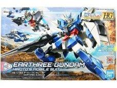 Bandai - HGBD:R Earthree Gundam, Scale: 1/144, 58202