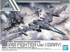 Bandai - 30MM EXA Vehicle (Air Fighter Ver.) [Gray], 1/144, 59549