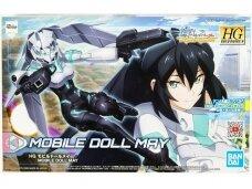Bandai - HGBD:R Mobile Doll May, 58868