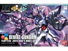 Bandai - HGBF Denial Gundam, Mastelis: 1/144, 96708