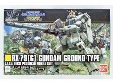 Bandai - HGUC The 08th MS Team RX-79[G] Gundam Ground Type, 1/144, 59169