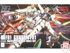 Bandai - HGUC Gundam F91 (Gundam Formula 91), Mastelis: 1/144, 57955