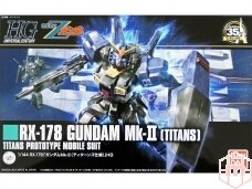 Bandai - HGUC Gundam MK-II (Titans), 1/144, 57985