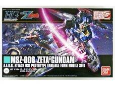 Bandai - HGUC MSZ-006 Zeta Gundam, Mastelis: 1/144, 55611