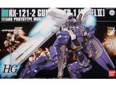 Bandai - HGUC RX-121-2 Gundam TR-1 [HAZEL II], 1/144, 60396