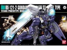Bandai - HGUC RX-121-2 Gundam TR-1 [HAZEL II], Mastelis: 1/144, 45935