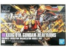 Bandai - HG After Colony Gundam Wing XXXG-01H Gundam Heavyarms, Scale: 1/144, 60745