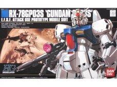 "Bandai - HGUC RX-78GP03S ""Gundam GP03S"" E.F.S.F. Attack Use Prototype Mobile Suit, 1/144, 60967"