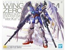 Bandai - MG XXXG-00W0 Wing Gundam Zero EW Ver.Ka, Mastelis: 1/100, 60760