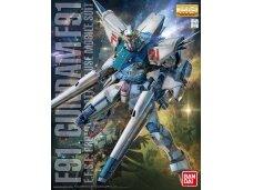 Bandai - MG Gundam F91 Ver.2.0, Mastelis: 1/100, 25751