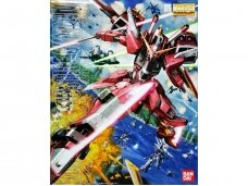 Bandai - MG Gundam Seed ZGMF ∞ Justice Gundam Z.A.F.T Mobile Suit ZGMF-X19A, Scale: 1/100, 56649