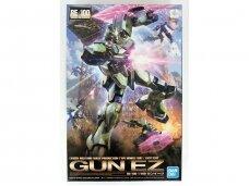 Bandai - RE/100 V Gundam LM111E02 Gun EZ League Militaire Mass Production Type Mobile suit, Scale: 1/100, 55587