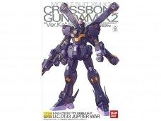 "Bandai - MG XM-X1 Crossbone Gundam X1 ""Ver.Ka"", Mastelis: 1/100, 45936"