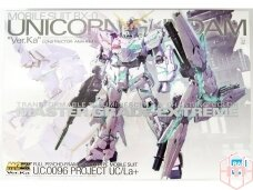 "Bandai - MG Extreme RX-0 Unicorn Gundam ""Ver. Ka"" U.C.0096 Project UC/La+, Scale: 1/100, 60277"
