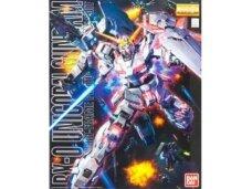 Bandai - MG Unicorn Gundam, Mastelis: 1/100, 62053