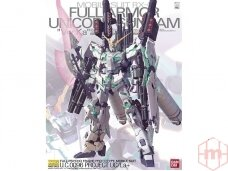 "Bandai - MG Full Armor Unicorn Gundam ""Ver. Ka"", Scale: 1/100, 72818"