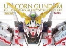 Bandai - PG RX-0 Unicorn Gundam, Mastelis: 1/60, 94365