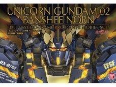 Bandai - PG Unicorn Gundam 02 Banshee Norn, Mastelis: 1/60, 00641