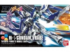 Bandai - HG Build Fighters Try Hi-v Gundam Vrabe, Scale: 1/144, 55438