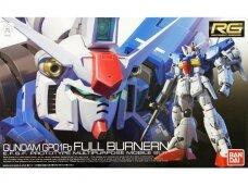 Bandai - RG Gundam RX-78 GP01Fb Full Burnern E.F.S.F. Prototype Multipurpose Mobile Suit, Scale: 1/144, 82655
