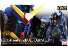 Bandai - RG Gundam Mk-II Titans, Scale: 1/144, 75716