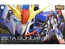 Bandai - RG MSZ-006 ZETA Gundam, Scale: 1/144, 78539