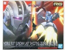 Bandai - Bandai RG Last Shooting Zeong Effect Set, 1/144, 61027