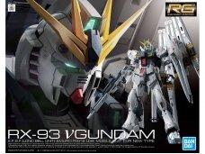 Bandai - RG RX-93 v Gundam, Scale: 1/144, 57842