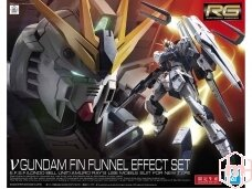 Bandai - RG v Gundam Fin Funnel Effect Set, Scale: 1/144, 59000