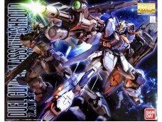 Bandai - MG GAT-X102 Duel Gundam Assault Shroud, Scale: 1/100, 75299