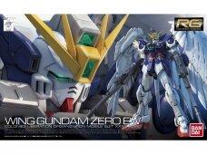 Bandai - RG XXXG-00W0 Wing Gundam Zero EW, Scale: 1/144, 94380