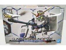 Bandai - SD Gundam Cross Silhouette Gundam Ground Type, 57614