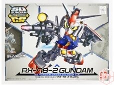 Bandai - SD Gundam Cross Silhouette RX-78-2 Gundam, 25762