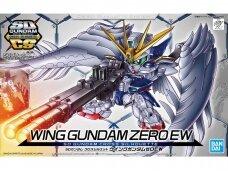 Bandai - SD Gundam Cross Silhouette Wing Gundam Zero EW, 57841