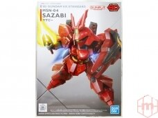 Bandai - SD Gundam EX-Standard MSN-04 Sazabi, 60929
