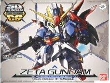 Bandai - SD Gundam Cross Silhouette Zeta Gundam, 30366