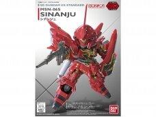 Bandai - SD Gundam Ex-Standard MSN-06S Sinanju, 55616