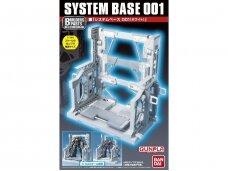 Bandai - System Bazė 001 (Balta), 58285