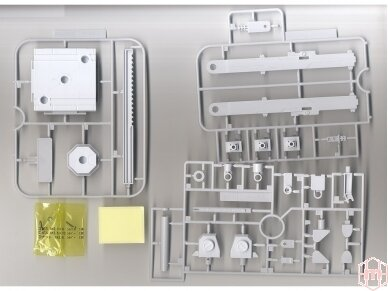 Bandai - Action Base 1 White, 48217 4