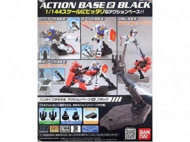 Bandai - Action Base 2 black, 49845