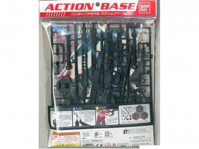 Bandai - Action Bazė 4 juoda, 23030 2