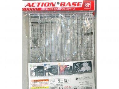 Bandai - Action Base 4 clear, 22131 2