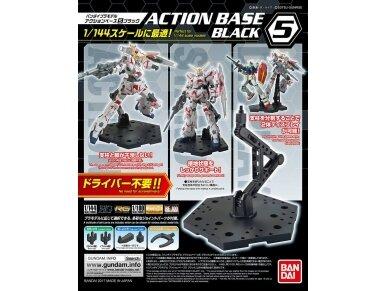 Bandai - Action Base 5 black, 23031
